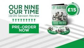 OUR TIME OUR NINE | 19/20 SEASON REVIEW | PRE-ORDER NOW