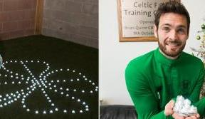 Light up the Celtic Clover this Christmas
