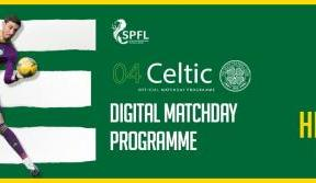 Get the digital match programme with your virtual season ticket