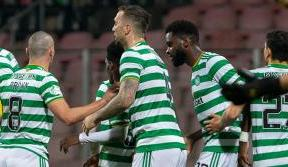 Edouard helps Celtic qualify for Europa League group stages