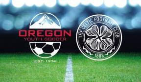 Celtic and Oregon Youth Soccer Association sign three-year deal