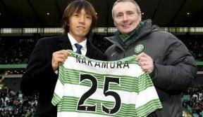 Naka's delight at coming home to Paradise