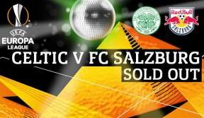Standard Salzburg tickets sold out – limited hospitality remaining