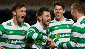 Celtic extend lead at league summit after Highland victory