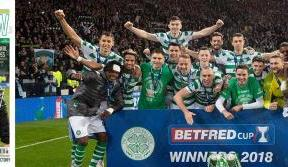 In your League Cup-winning Magnificent Seven Celtic View