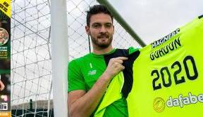 Craig Gordon's 2020 signed top up for grabs in this week's View