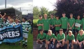 Celtic Under-15s' Foyle Cup triumph in Derry