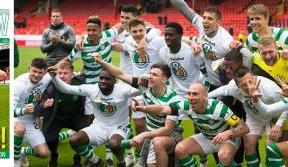 Your eight-in-a-row title-winning Celtic View