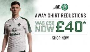 Shop and save with our Away Shirt reductions