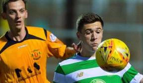 Tommy McIntyre: IRN-BRU Cup is a great challenge for young Celts