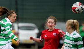 Celtic Women start with a win and progress in League Cup