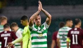 Leigh Griffiths: I'm grateful for all the help I've received