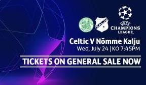 Time is running out to secure your tickets v Nomme Kalju