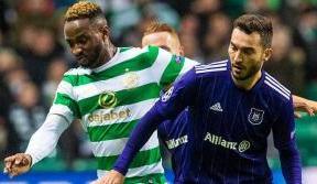 Celts seal Euro football beyond Christmas despite narrow defeat