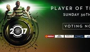 Time running out to vote for Celtic's Player of the Year