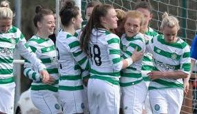 Celtic Women complete Glasgow derby day double