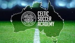 Celtic Soccer Academy and the Reagan Milstein Foundation