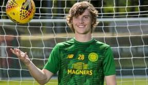 Luca Connell: I'll work hard and seize my chance when it comes