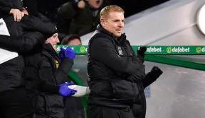 Neil Lennon: We had to battle for well-deserved win over Hamilton