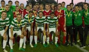 Magnificent Seven as Celtic win Jock Stein Friendship Cup