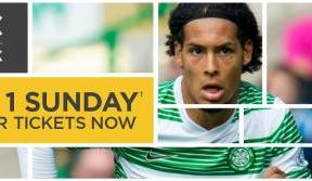Back the Bhoys in Paradise on 2-for-1 Sunday