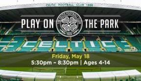Live the dream and play on the park at Paradise