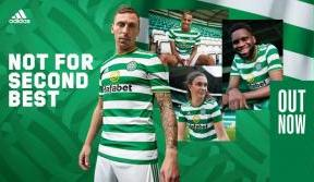 Welcome to the adidas x Celtic FC era - 2020/21 kit on sale now