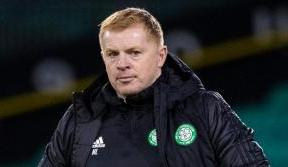 Neil Lennon: Milan defeat is tough but positives can be drawn
