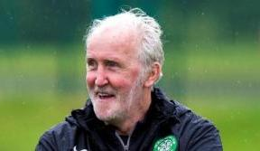 Meet Celtic legend Danny McGrain at Argyle Street Store this Saturday