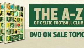 New 'A-Z of Celtic Football Club' DVD out tomorrow