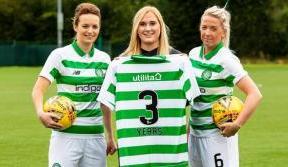 Utilita to sponsor Celtic Women's first team