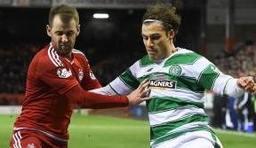 Disappointment as Celts lose at Pittodrie