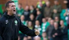 Ronny roars as Celtic storm five points clear