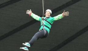 Sign up for Celtic FC Foundation's 2016 Zip Slide