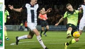 Century Bhoy - Leigh Griffiths in this week's Celtic View