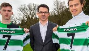 Magners extend partnership with Celtic