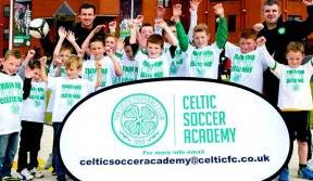 Kids can learn to play at the Matchday Coaching Experience
