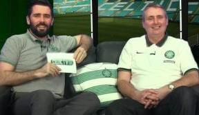 Log on to Celtic TV for the Huddle Online