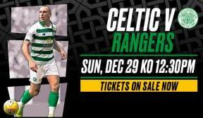 Deadline 5pm tomorrow for eligible STH to secure SPFL derby tickets