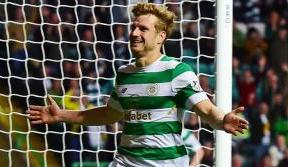 Delight as Stuart Armstrong signs new Celtic deal