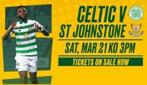 Buy online and print at home: Secure St Johnstone tickets now