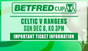Important ticket information: League Cup final
