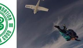 Additional places now available for Celtic Skydive