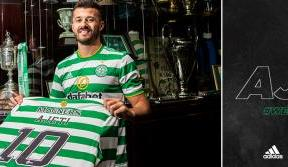 Celtic delighted to sign Albian Ajeti on four-year deal