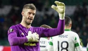 Celtic manager Neil Lennon hailed by Fraser Forster