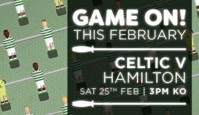 Don't Miss Out – Celtic v Hamilton Accies Tickets Now On Sale