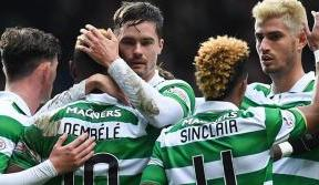 Dominant Celts make it 20 league wins on the spin