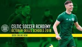 Book online for October Week Skills Schools – time running out