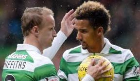 Sinclair: Griff's gesture is a sign of great team spirit at Celtic