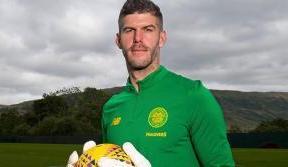Fraser Forster: It feels like I've never been away from Celtic